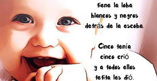Poema para bebé