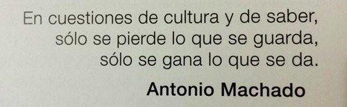 Poesía corta de Antonio Machado