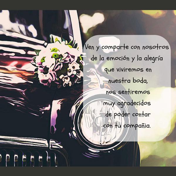 Poema para bodas