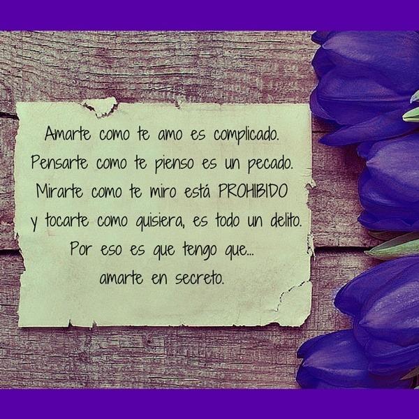 Poemas dedicados a amantes