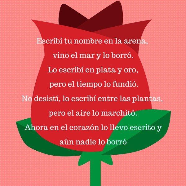 Poemas para la enamorada