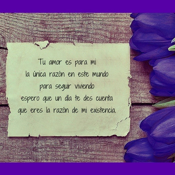 Poesias para amantes