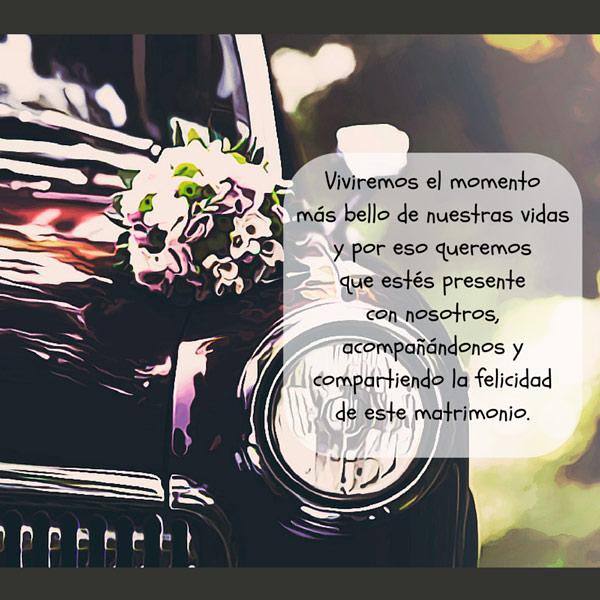 Versos para bodas