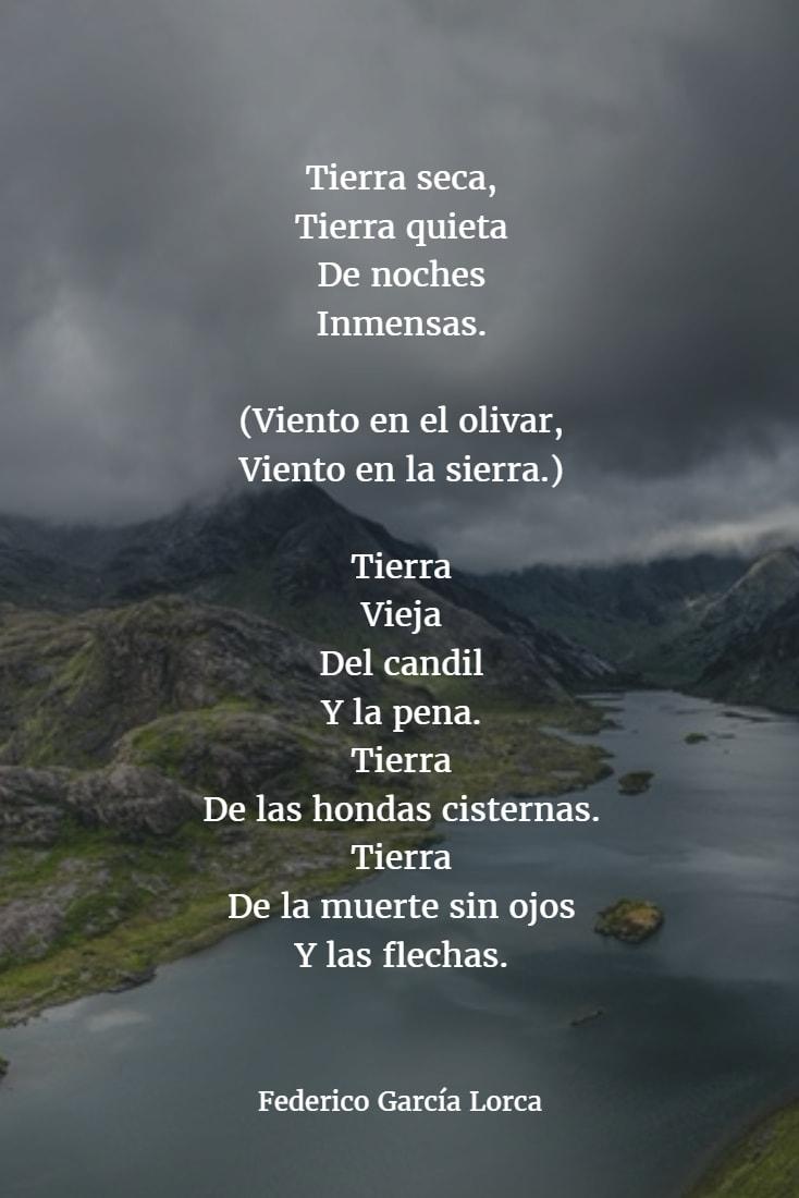 Los Mejores Poemas De Federico García Lorca Versos