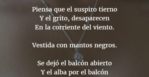 Poemas de federico garcia lorca 11