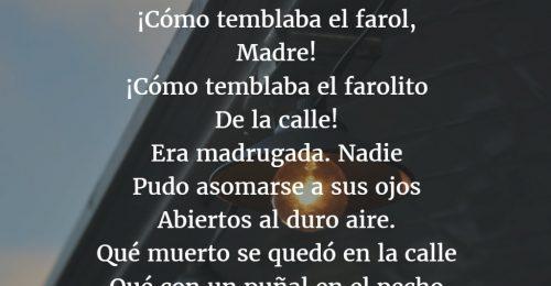 Poemas de federico garcia lorca 6
