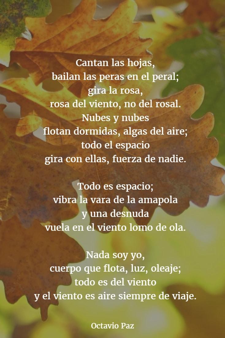 Poemas de octavio paz 12
