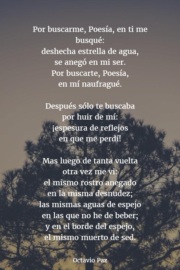 Poemas de octavio paz 2