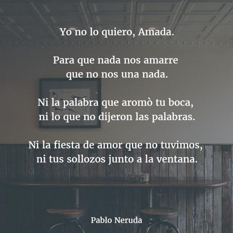 Ausencia Pablo Neruda Mundo Poesía Foros De Poemas