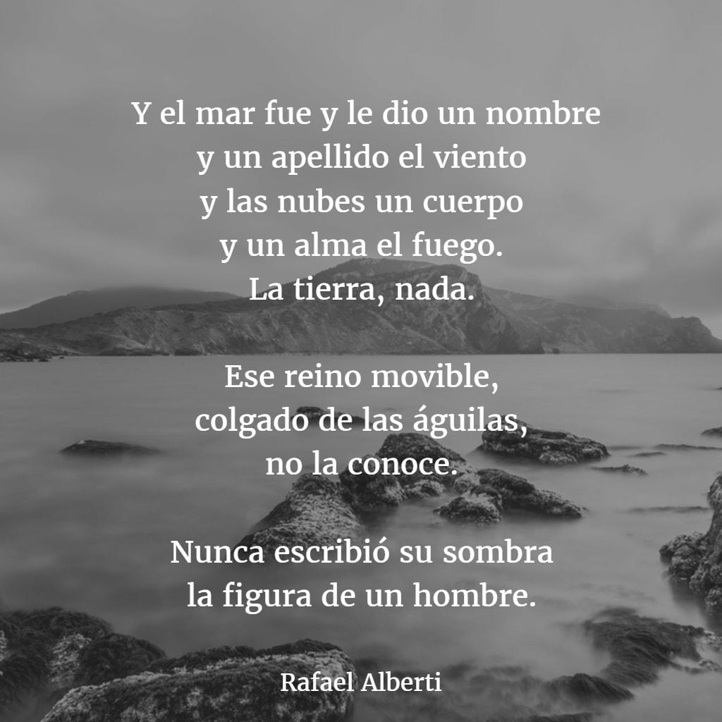 Poemas de rafael alberti 12