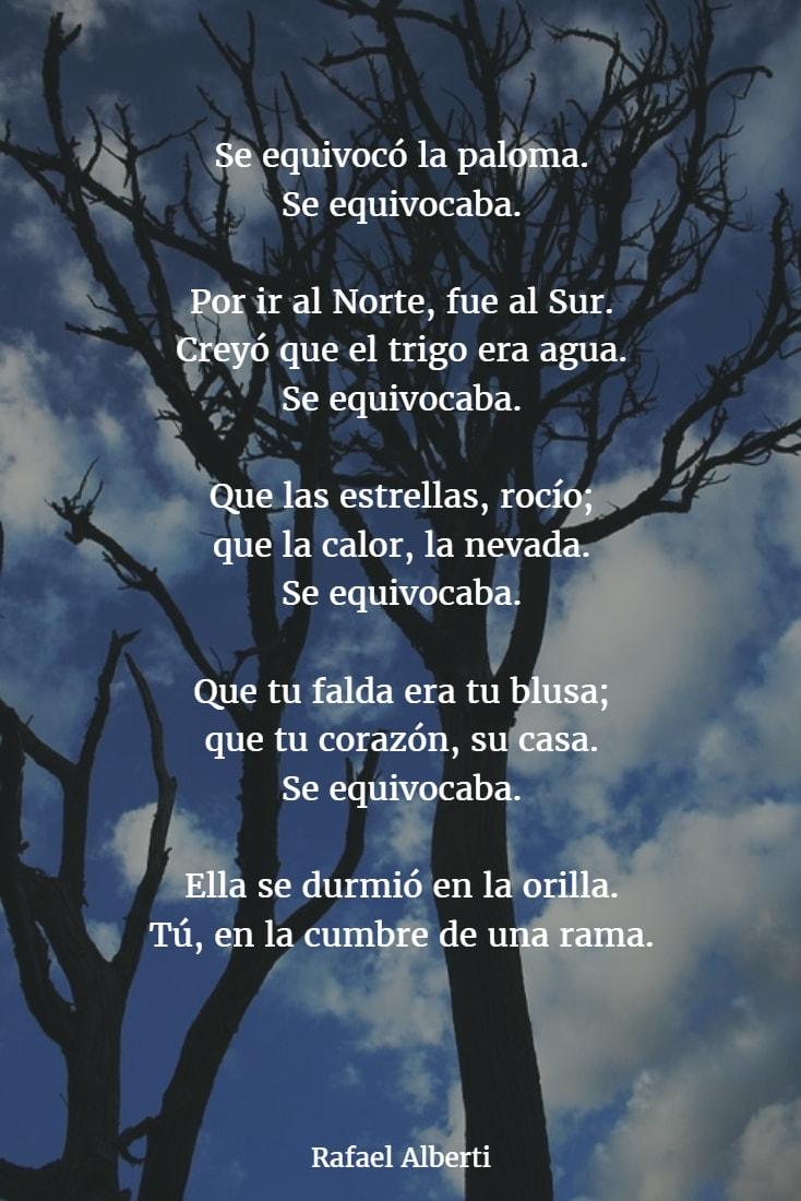 Poemas de rafael alberti 7