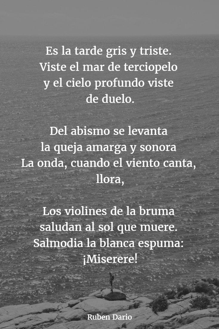 Poemas de ruben dario 12