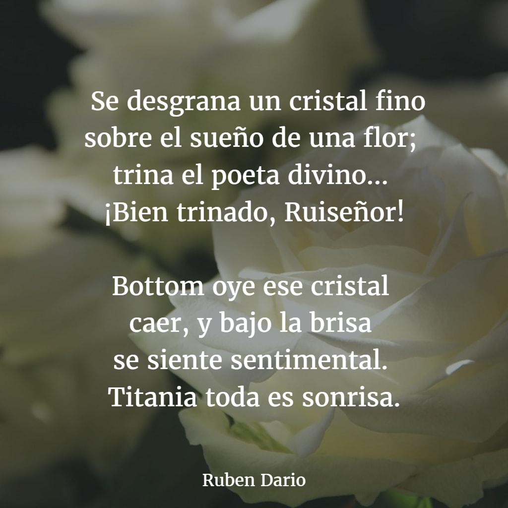 Poemas de ruben dario 4