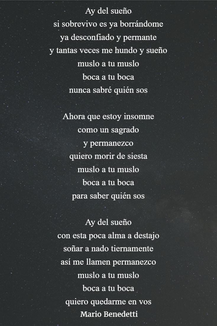 Poemas mario benedetti 4