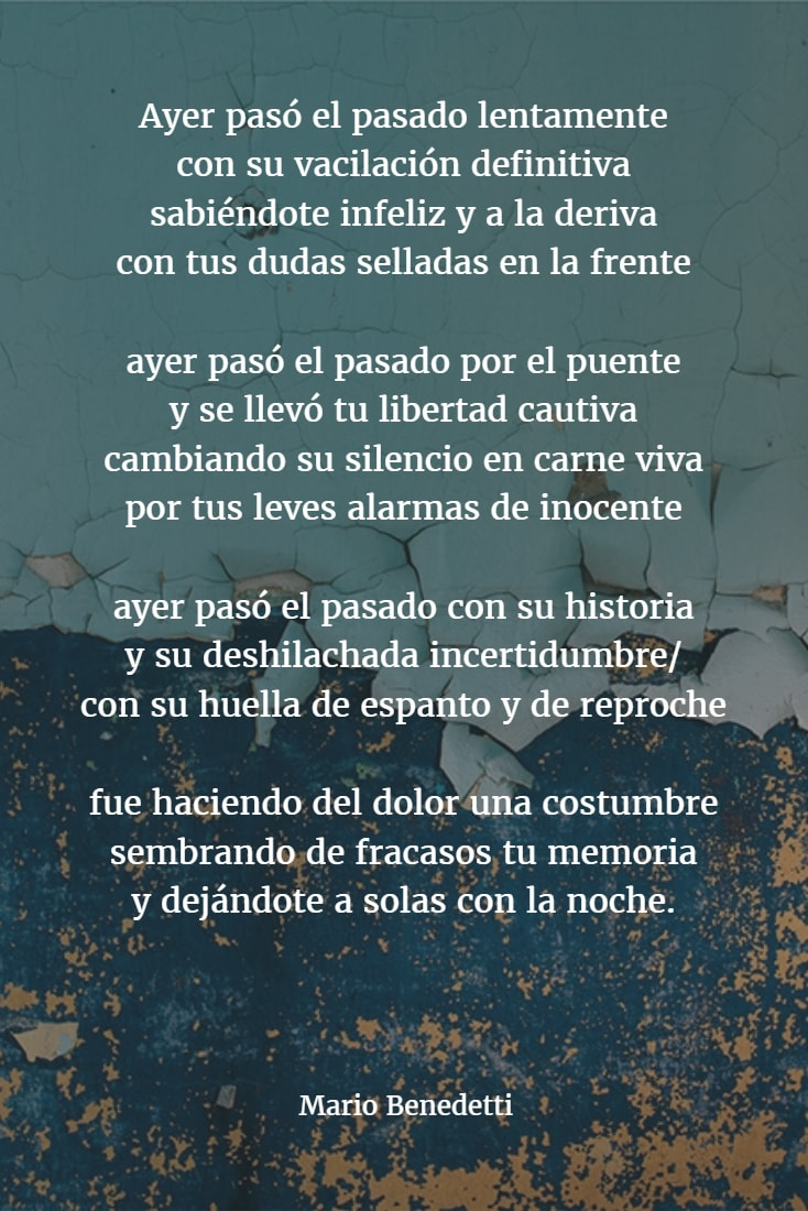 Poemas mario benedetti 5