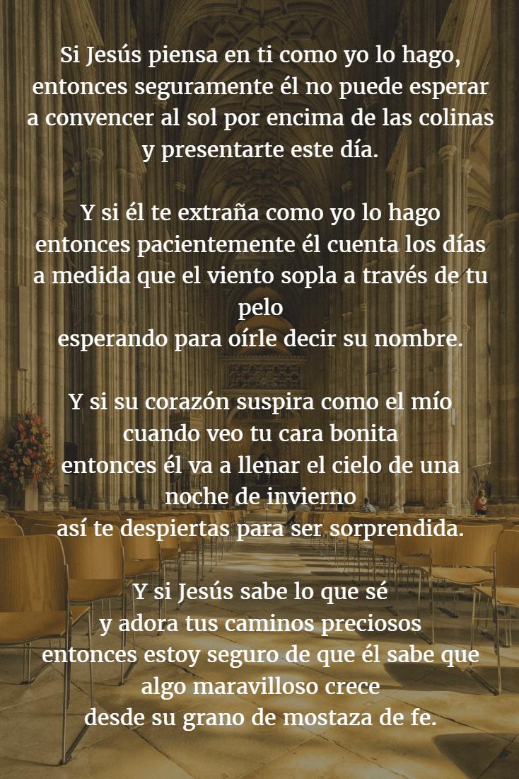 Poemas para Jesus 7