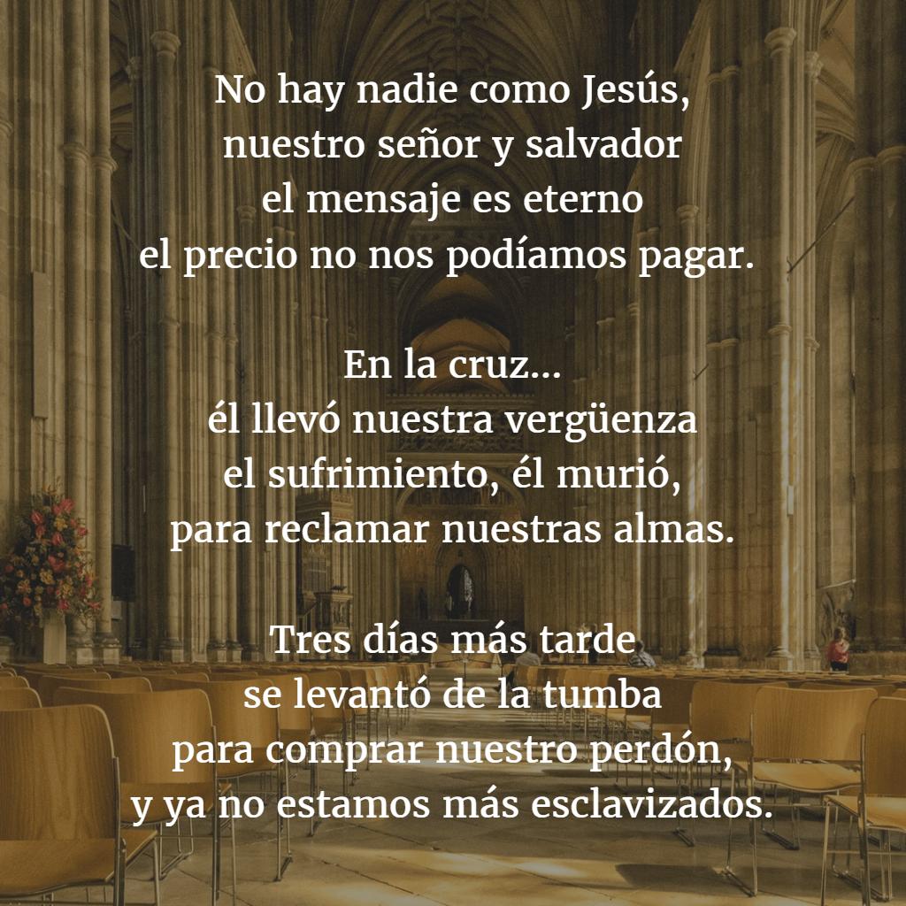 Poemas para Jesus 8