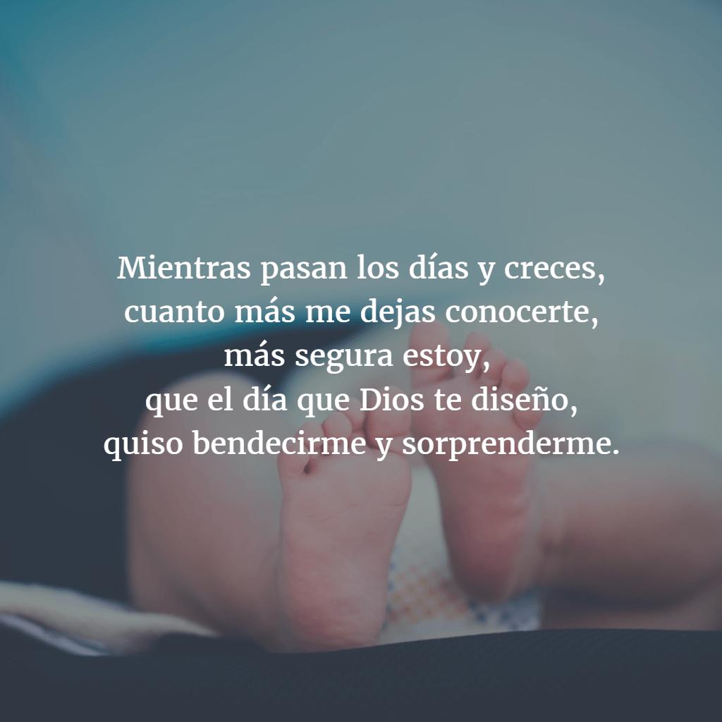 Frases Y Poemas Para Bebes Recien Nacidos Son Muy Bonitos