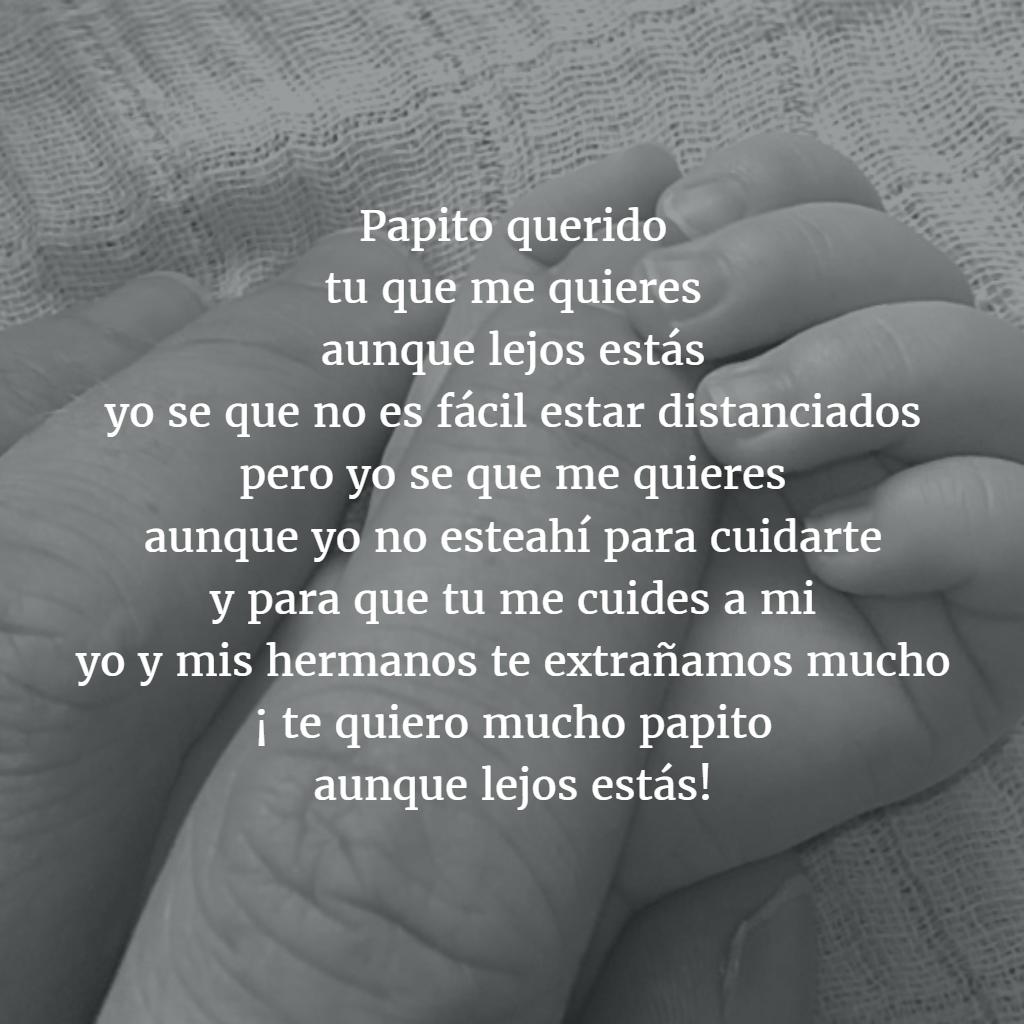 Poemas para el dia del padre 2