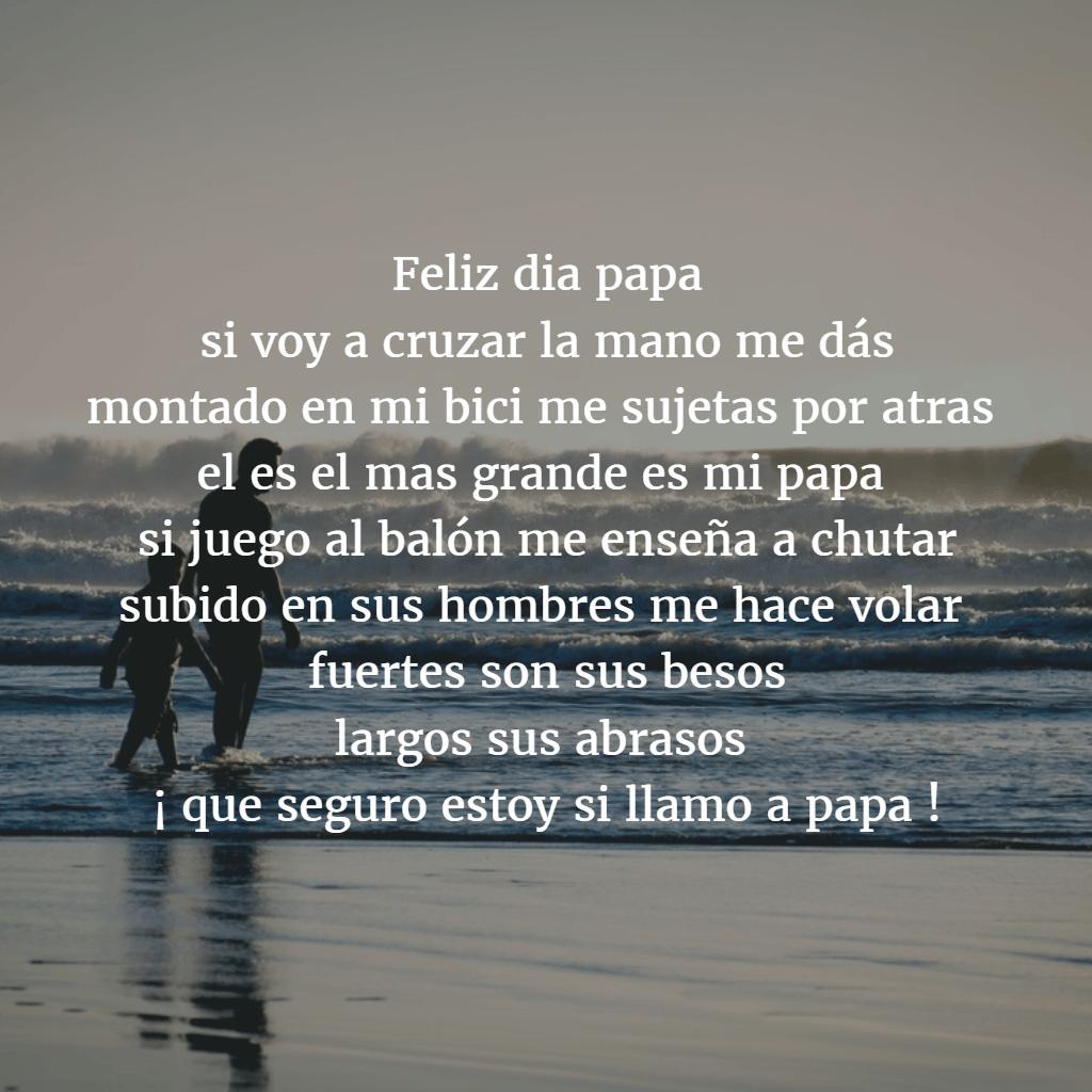 Poemas para el dia del padre 4