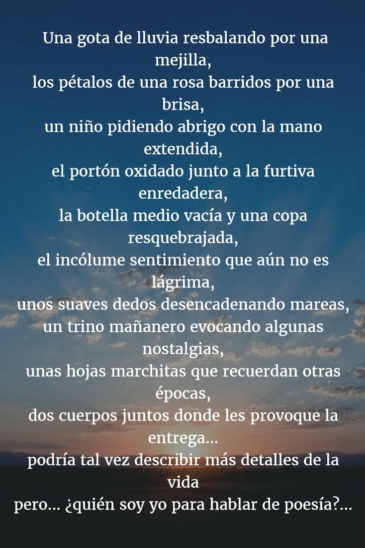 Poemas para reflexionar 2