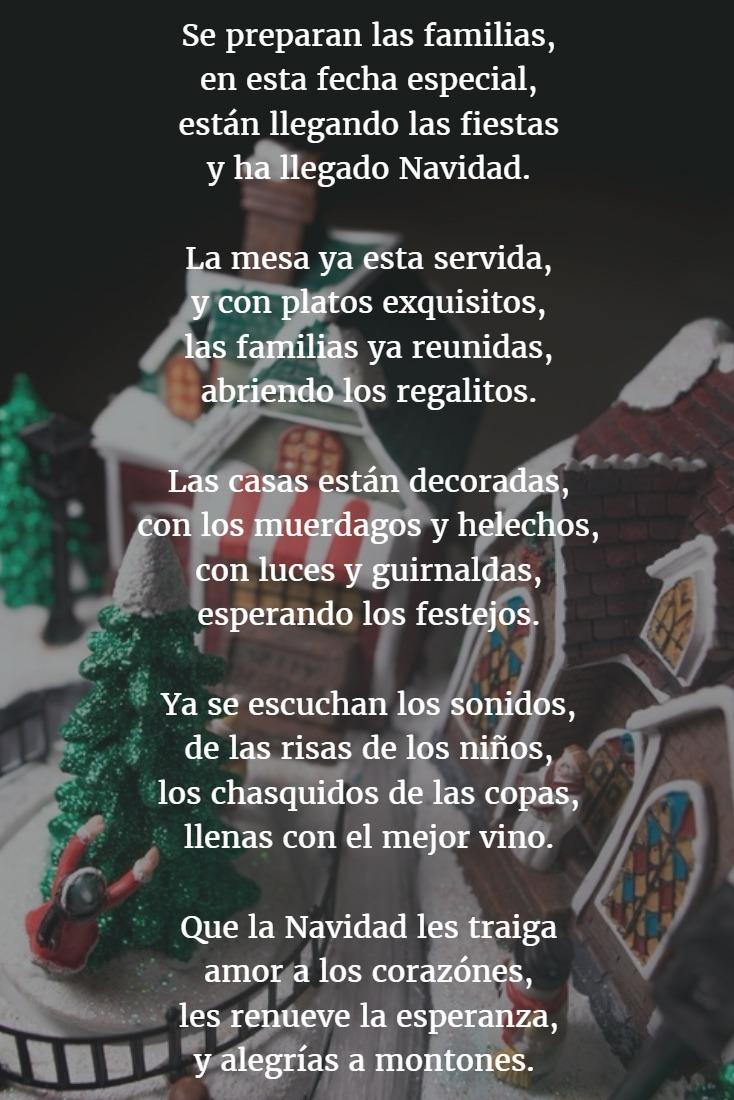 Poemas de navidad 1