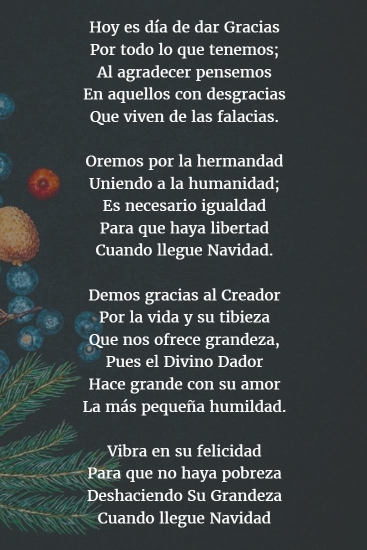 Poemas de navidad 2