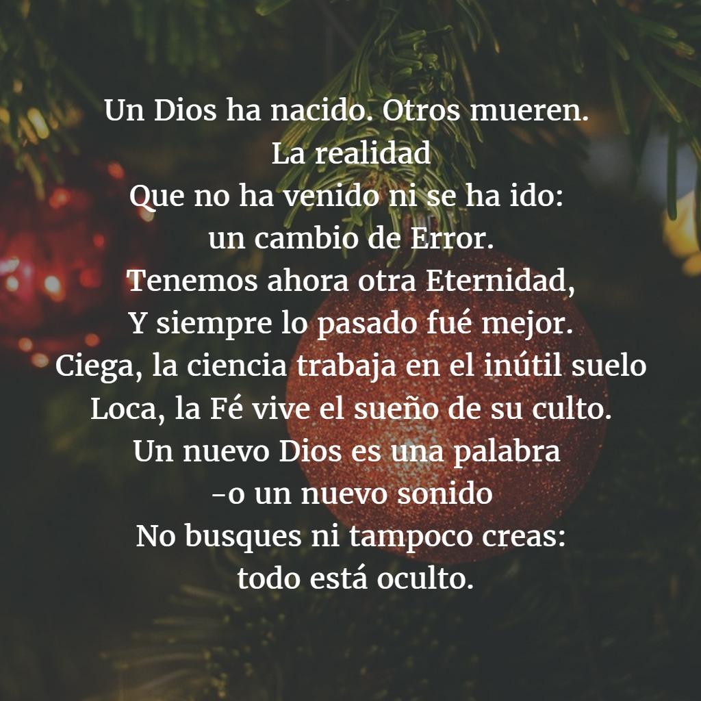 Poemas de navidad 4
