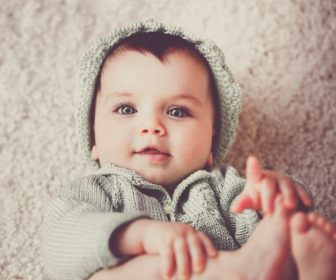 Frases para bebés recién nacidos